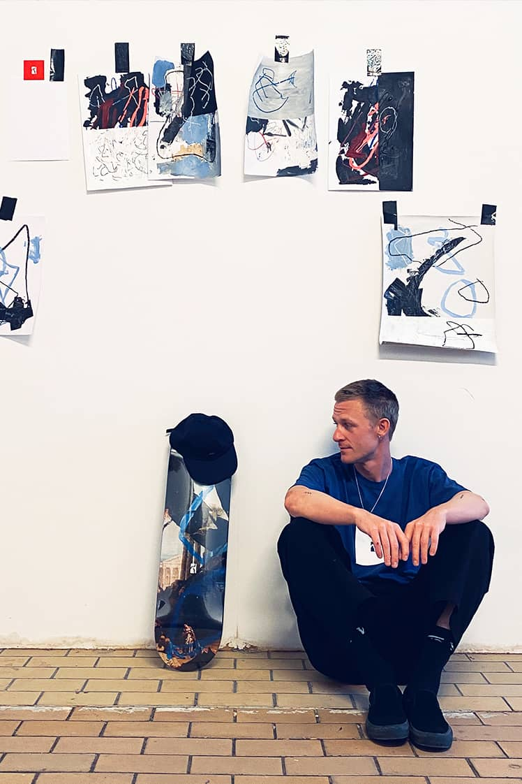 Poetic Collective - Behind The Scenes With Tom Botwid