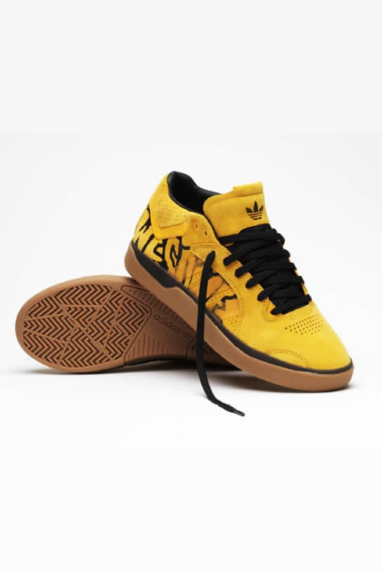 Presenting the adidas Tyshawn Fucking Awesome Shoe