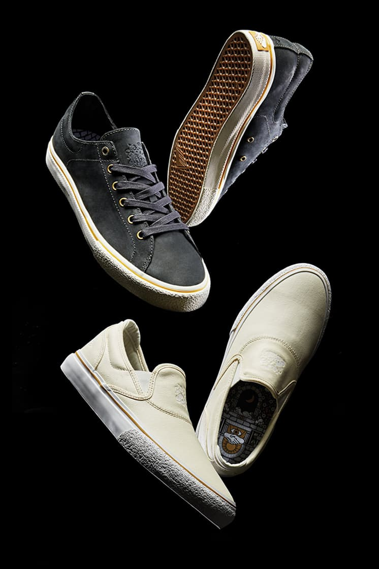Emerica Reserve x Sasha Barr Collection