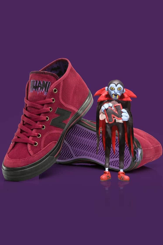 New Balance Numeric & Franky Villani Present a Halloween Inspired NM213