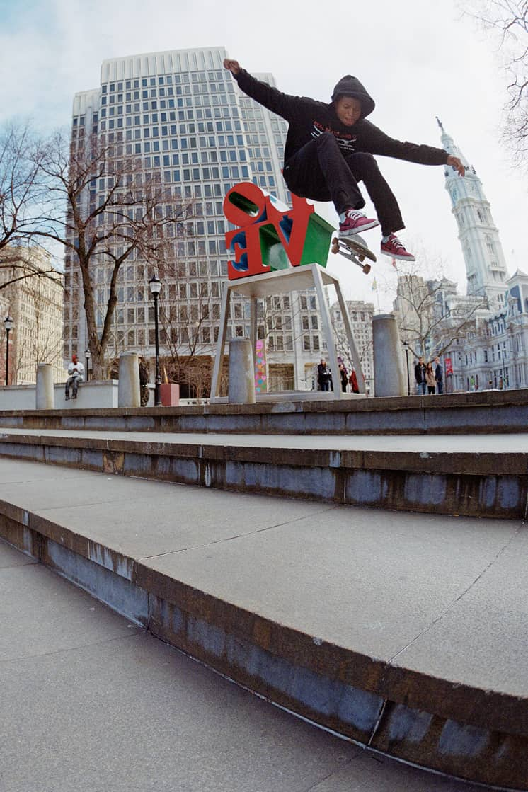 Welcome to Parade: Ishod Wair