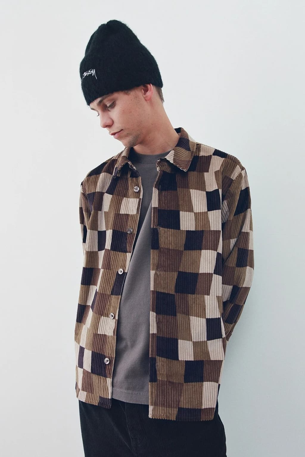 Fall pieces from Stüssy