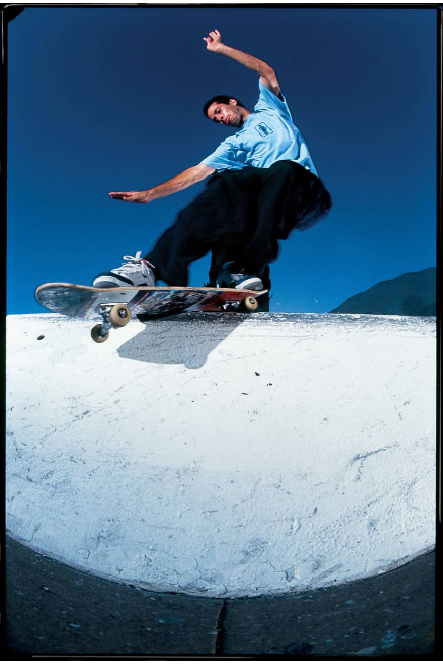 Mike Carroll, Los Angeles, 1998 by Mike Blabac