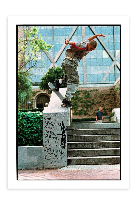 Eric Koston, San Francisco. 1998 by Mike Blabac