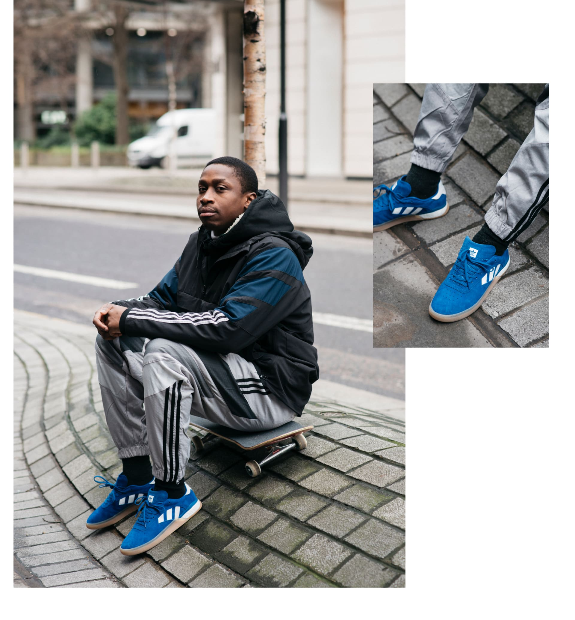 76e442e1440d adidas Skateboarding 3ST.004 in the City