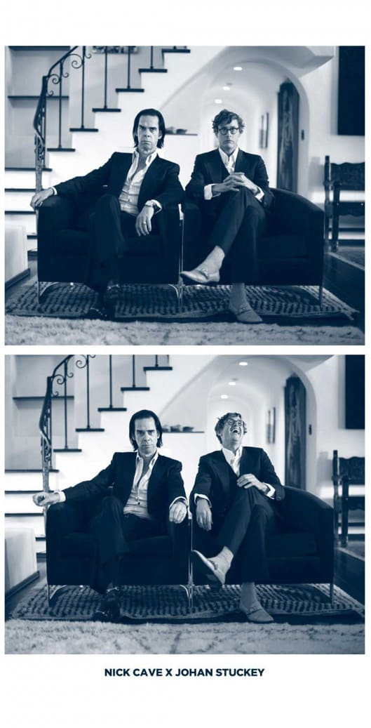 Nick Cave WKND - Couch