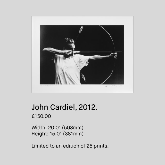 John Cardiel shot by Skin Phillips, 2012. Buy the exclusive print on Paradeworld.com