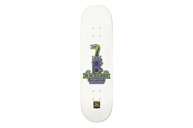 10 decks for August: Lost Art Baines Edison Raliegh-Gator
