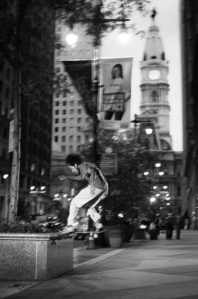 Skate Jawn Magazine 2 Frontside noseslide