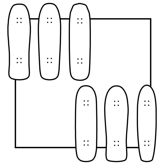 Skateboard Deck Buyers Guide - Shapes