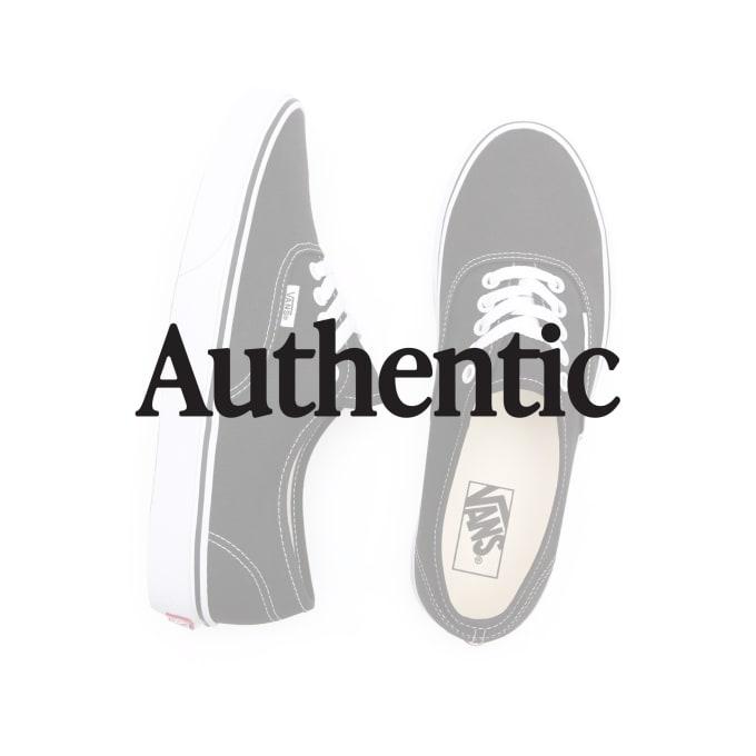 Vans Buyers Guide 2021. Vans Authentic - 1