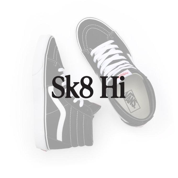 Vans Buyers Guide 2021. Vans Sk8-Hi - 4
