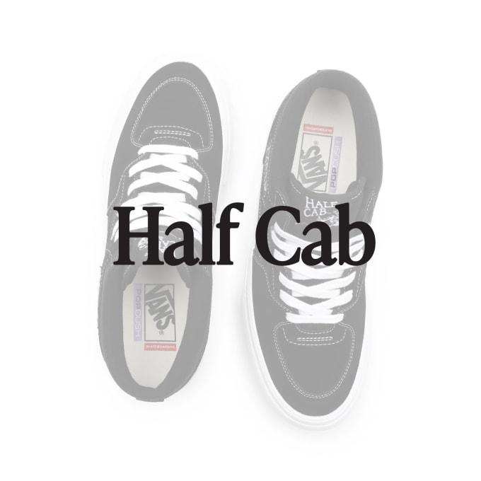 Vans Buyers Guide 2021. Vans Half Cab - 7