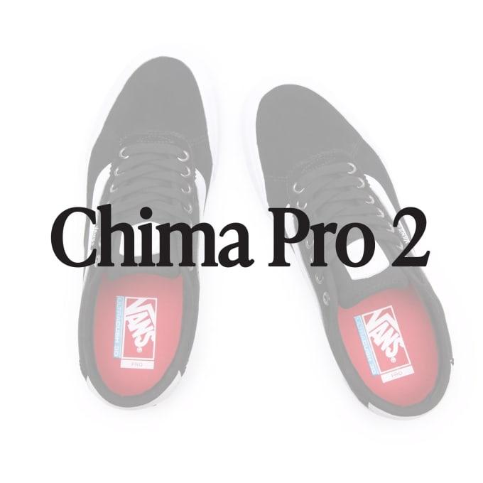 Vans Buyers Guide 2021. Vans  Chima Pro 2 - 12