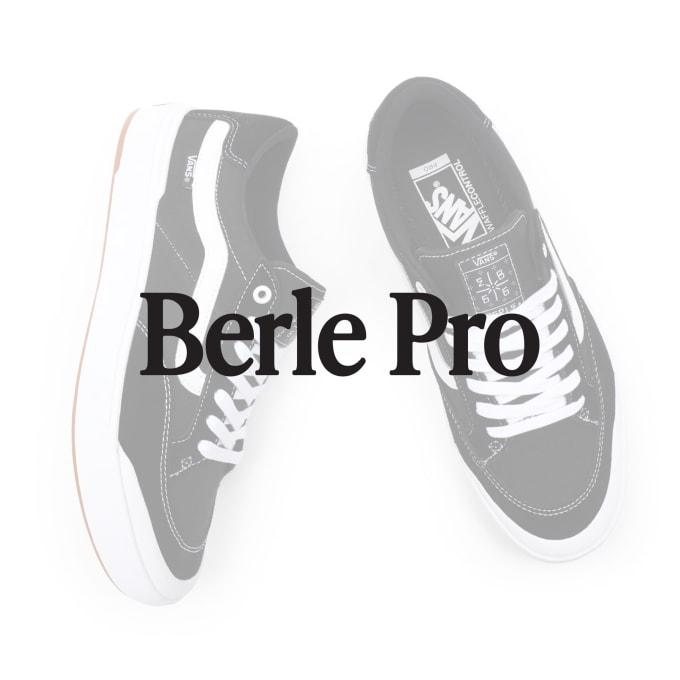 Vans Buyers Guide 2021. Vans Berle Pro - 14