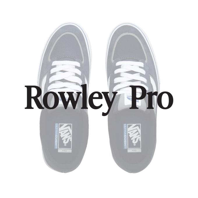 Vans Buyers Guide 2021. Vans Rowley Pro - 16