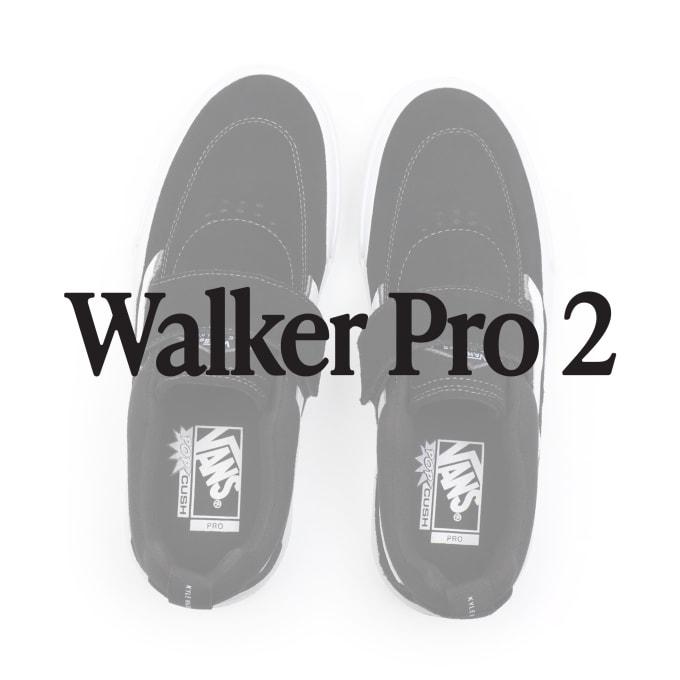 Vans Buyers Guide 2021. Vans Walker Pro 2 - 13
