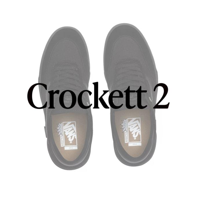 Vans Buyers Guide 2021. Vans Crockett Pro - 17