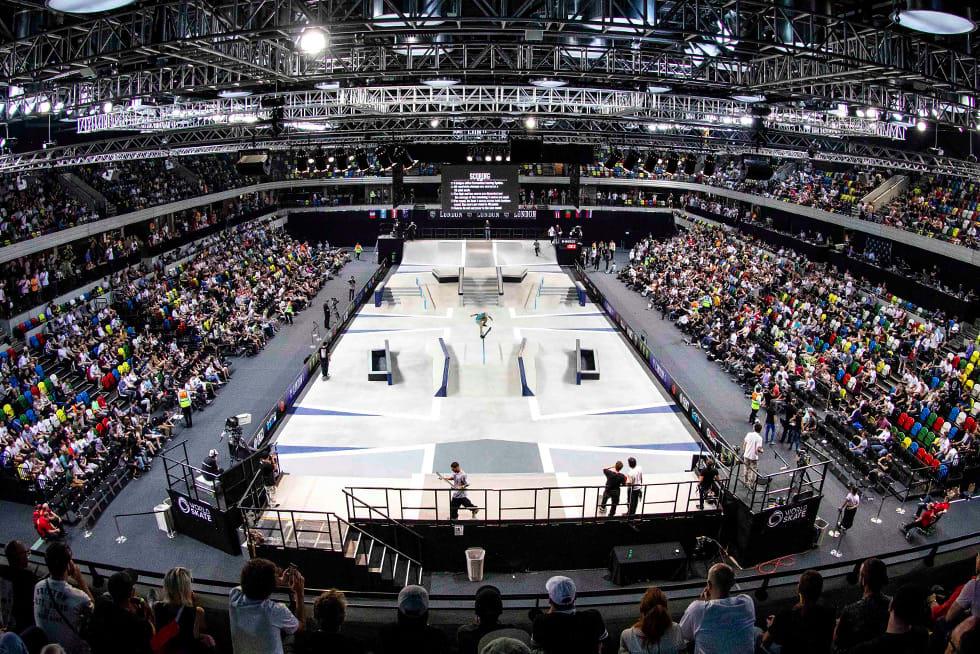 Is Skateboarding a Sport?