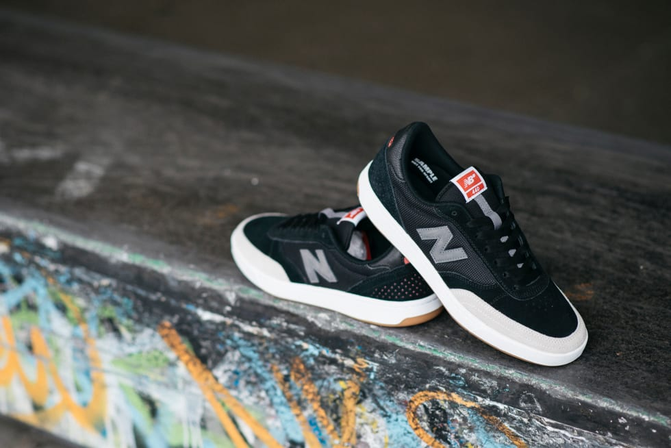 The New Balance Numeric 440 with Tom Knox and Jordan Trahan