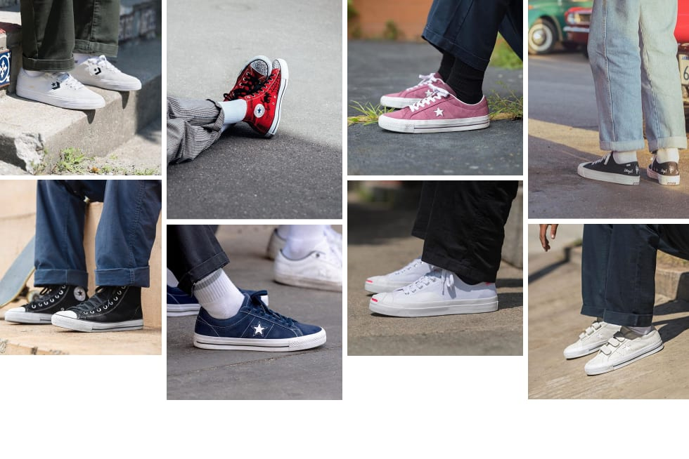 Converse Cons - Skate Shoe Buyers Guide