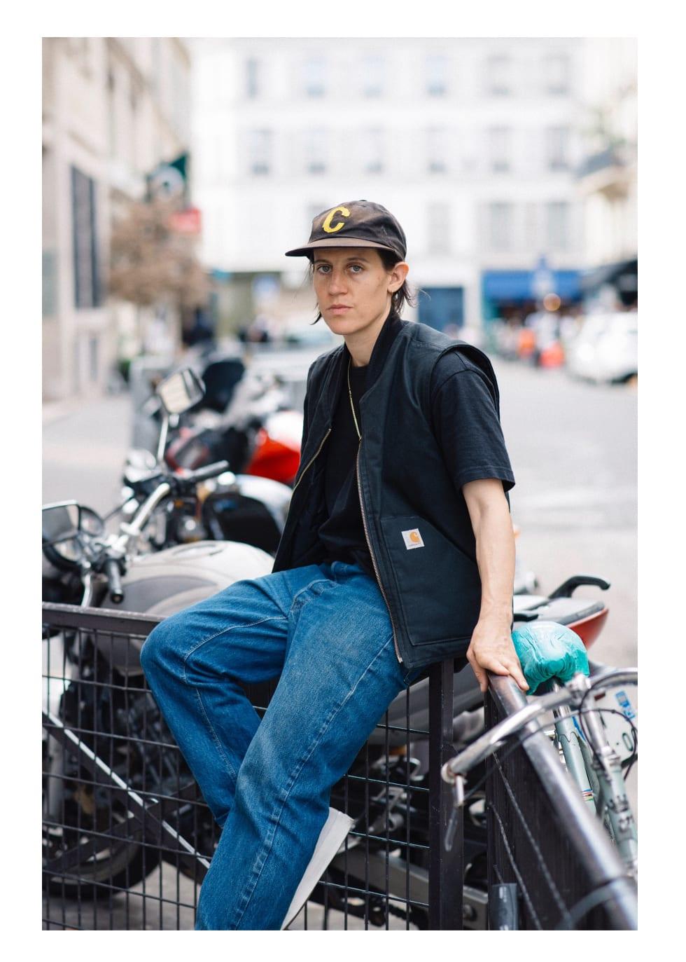 Alexis Sablone, Paris June 2019 for Parade (4)