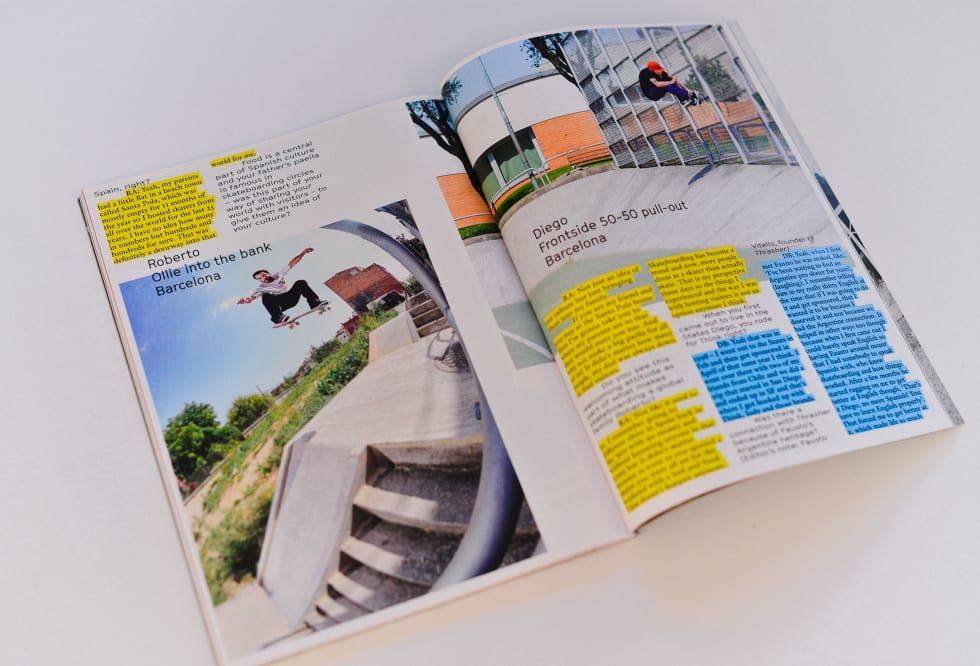 What's It Like To Run A Skateboarding Magazine? 1