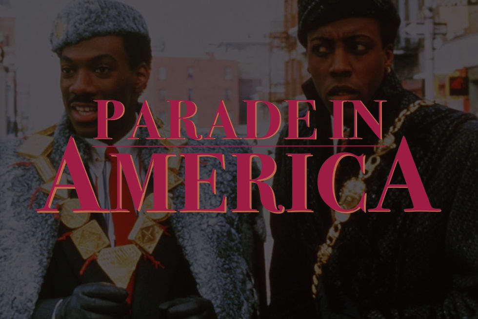 Parade In The USA!