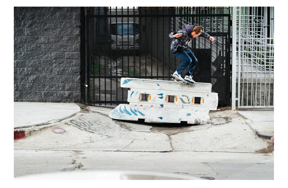 4. Anthony Van Engelen (AVE) with his new Vans AVE Pro. Crook grind.