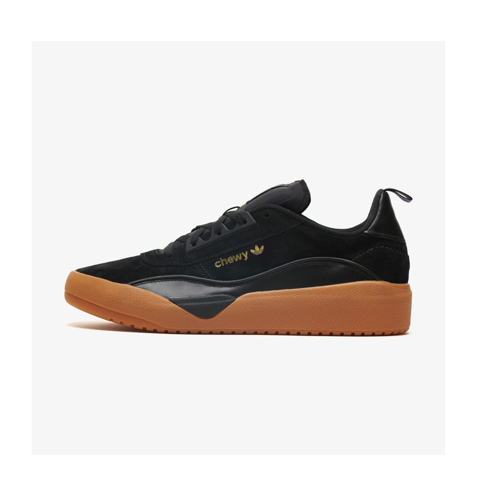 adidas Chewy shoe makes use of a tasteful black and gum colour way  for this Liberty Cup (1)