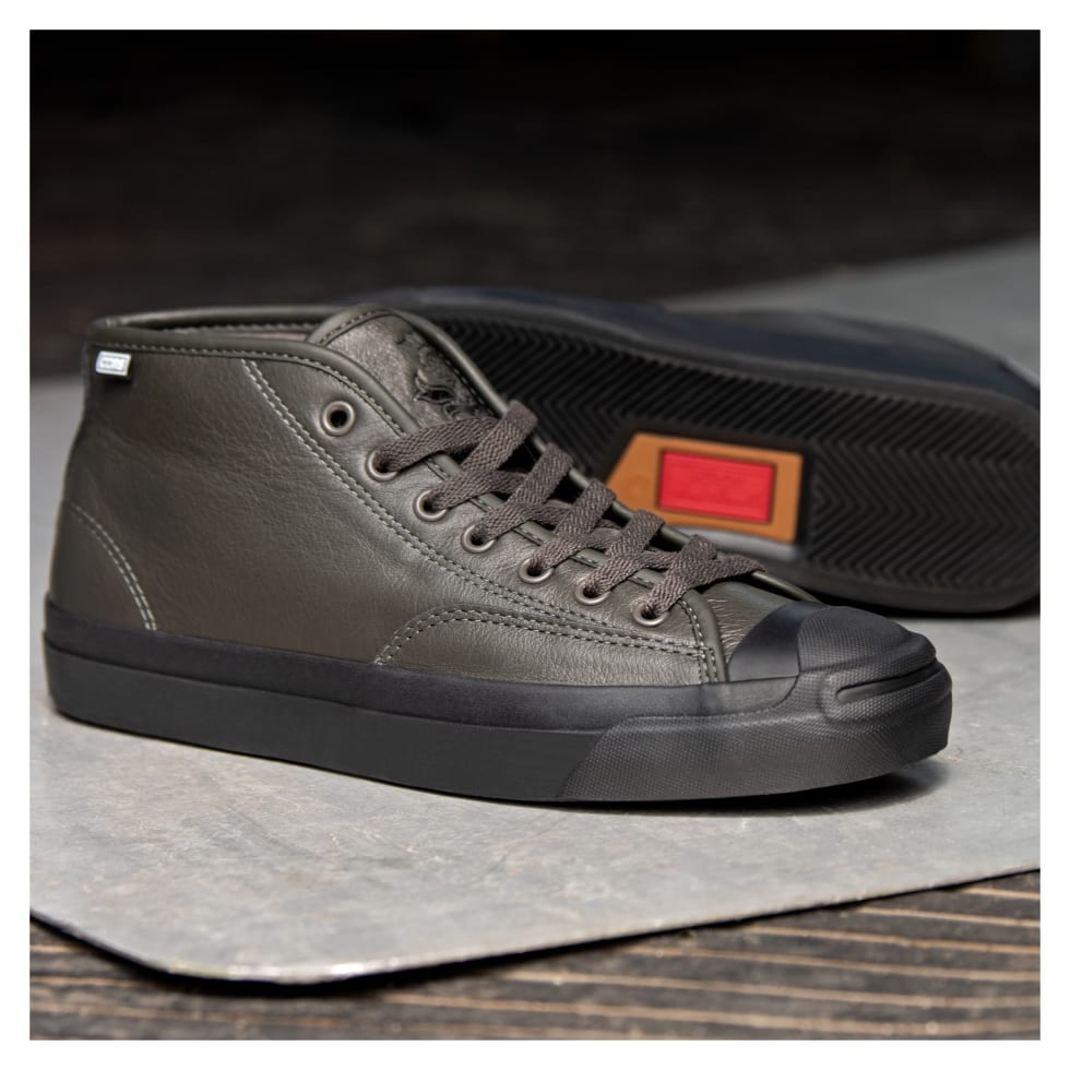 5. The trip was in honour of Jake's brand new pro model, the Jack Purcell Pro skateboard shoe - a mid top take on the classic Jack Purcell silhouette.