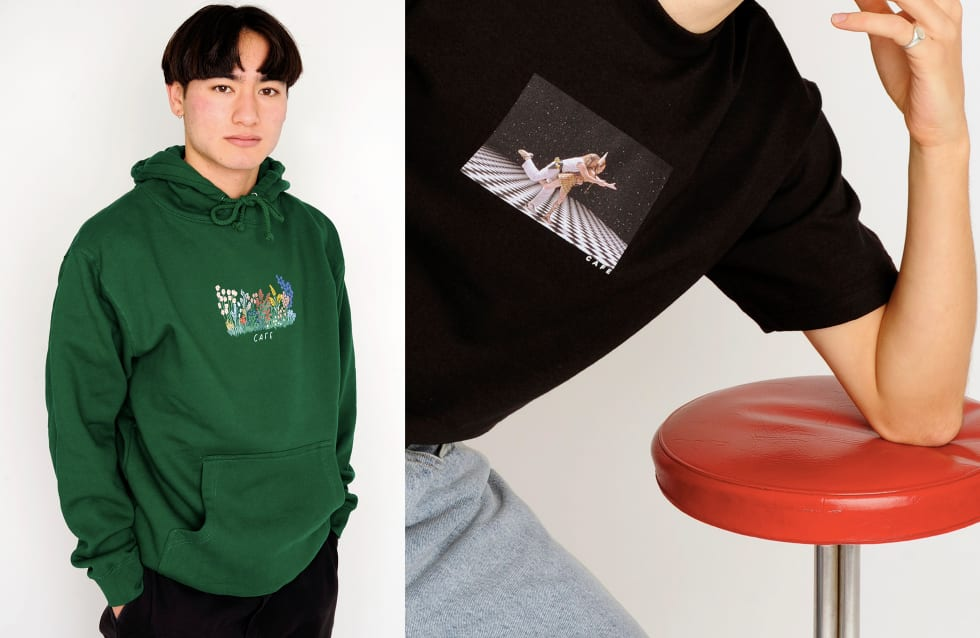 2. Skateboard Cafe Winter Collection