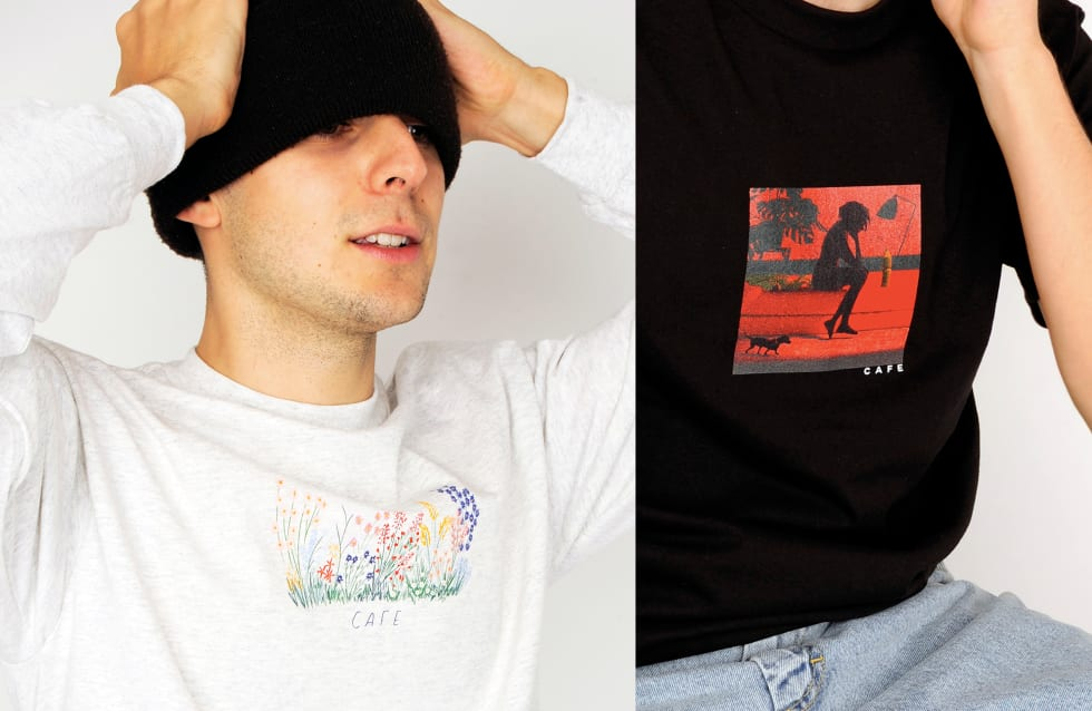 3. Skateboard Cafe Winter Collection