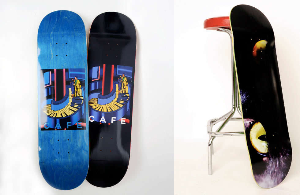 1_2. Skateboard Cafe Winter Collection