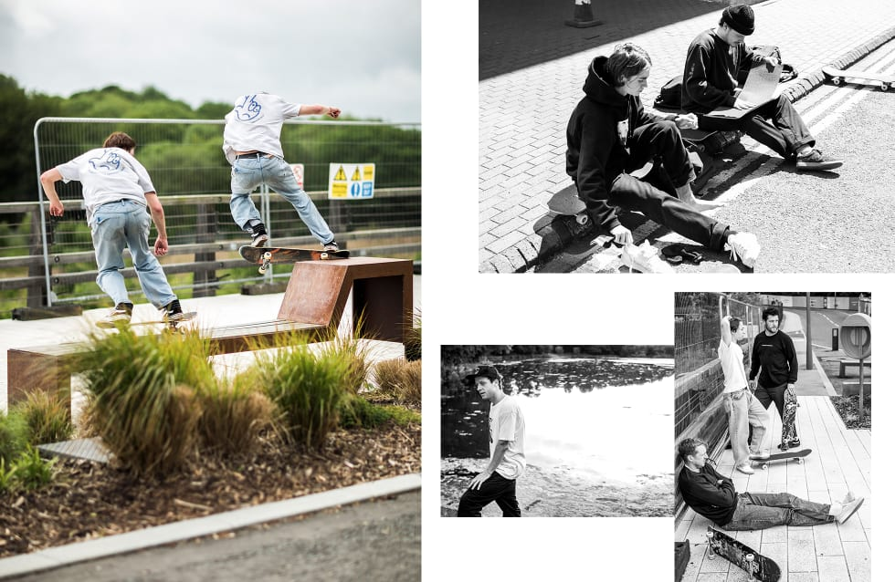 1. The National Skateboard Co. interview. Josh Gregory Backside Fifty Crooks, Leeds. Photo Reece Leung. (1)
