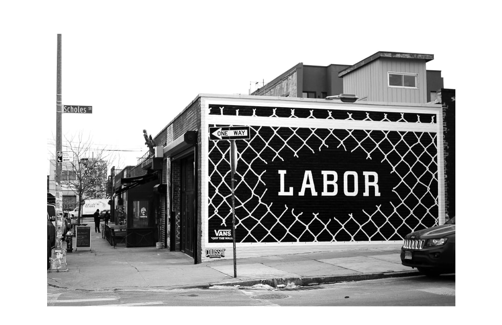 Skate Shop Day - February 19th - Support your local. Labor Skate Shop, Scholes Street, Bushwick, Brooklyn, NYC.