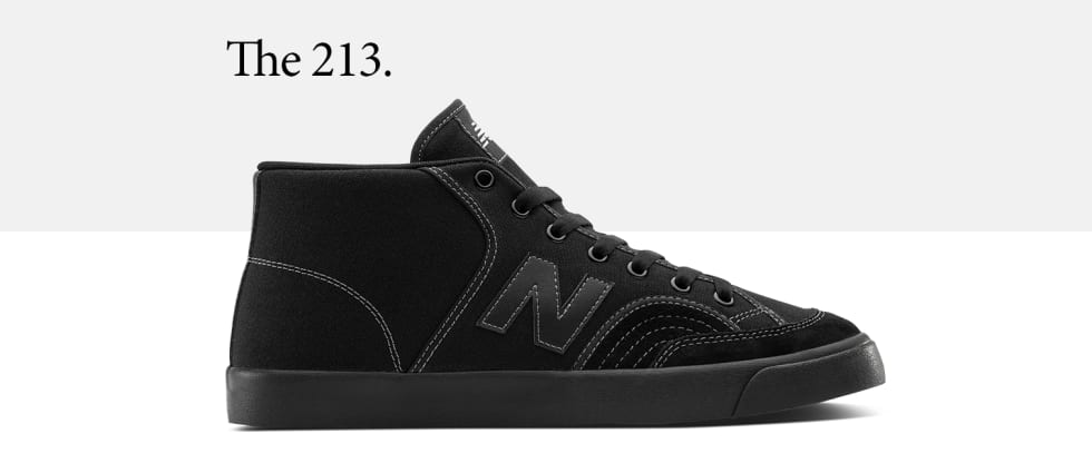 New Balance Numeric Buyers Guide Shoes. The NB 213.
