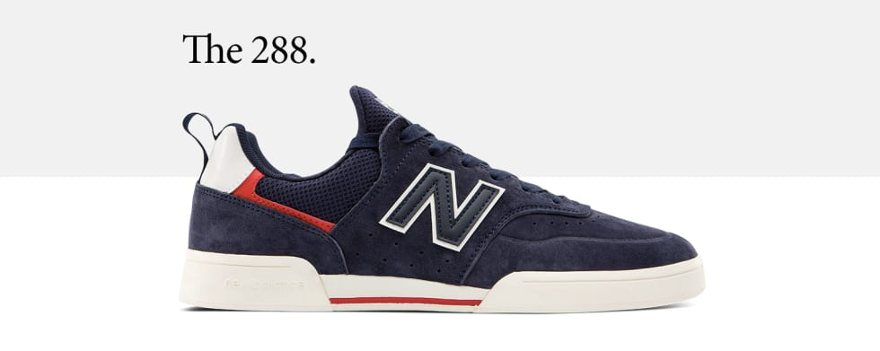 New Balance Numeric Buyers Guide Shoes. The NB 288.