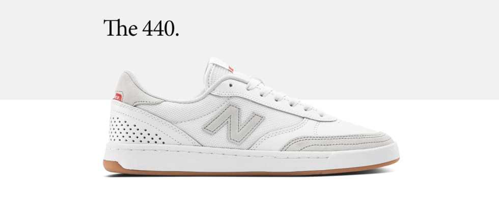 New Balance Numeric Buyers Guide Shoes. The NB 440.