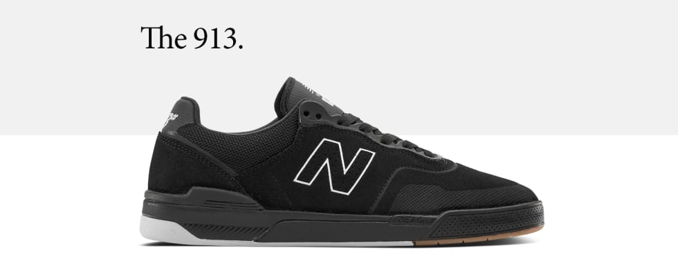New Balance Numeric Buyers Guide Shoes. The NB 913.