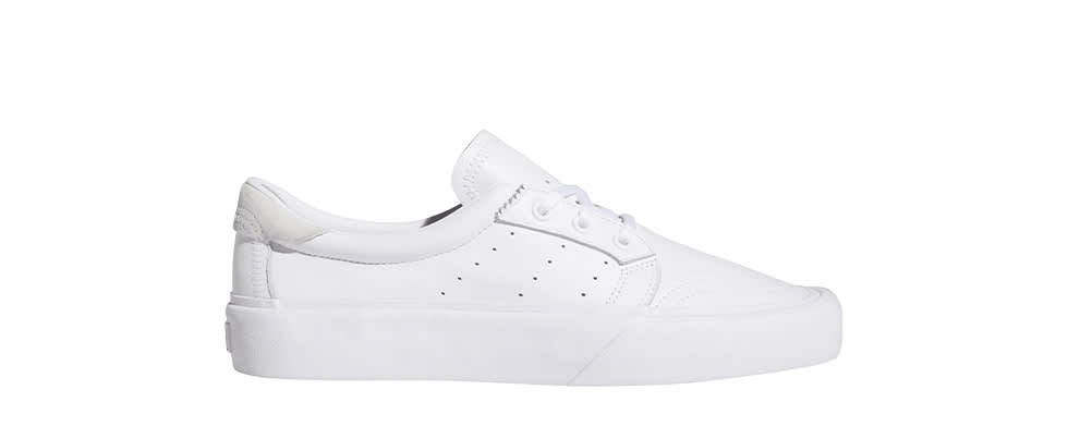 White Shoes adidas Coronado