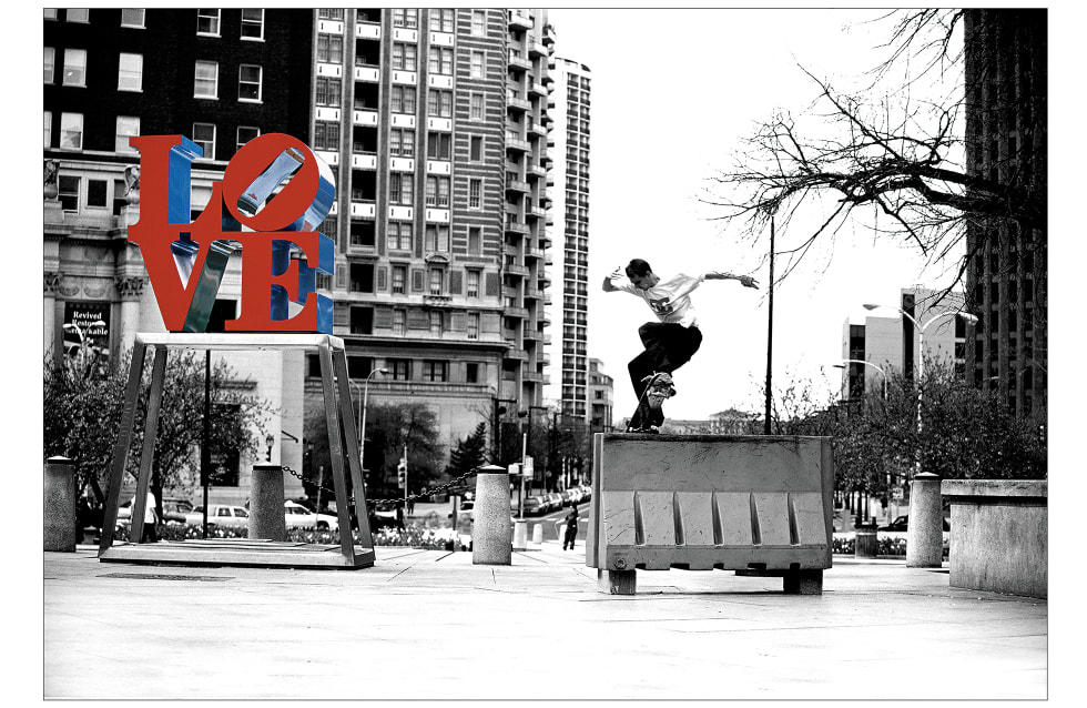 Josh Kalis interview about Love Park, DC Lynx and DC Shoes and team 3
