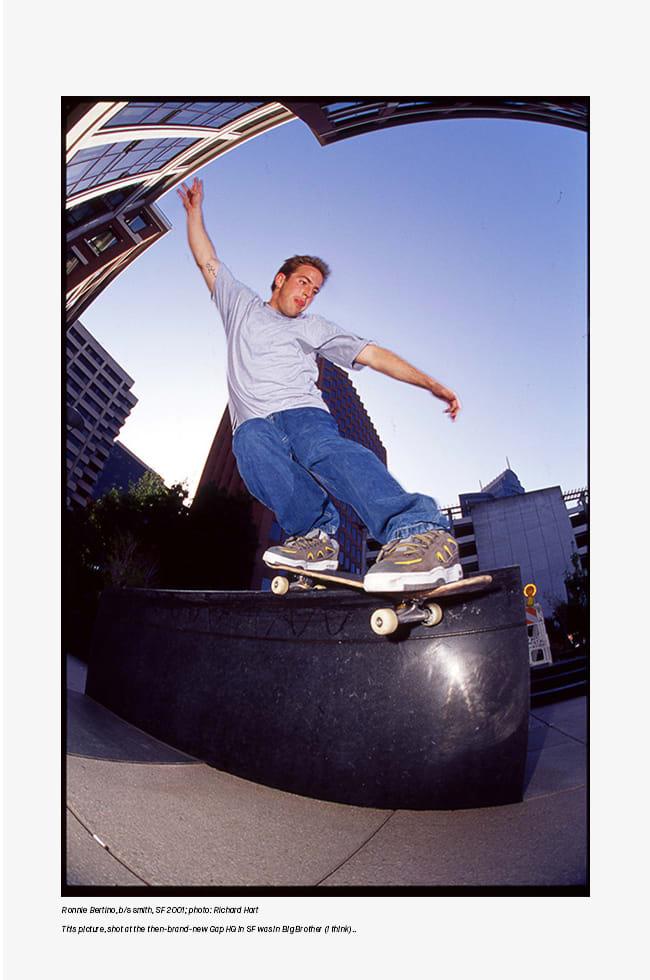 Push Periodical editor Rich Hart talks skateboard zines and inspiration. Ronnie Bertino