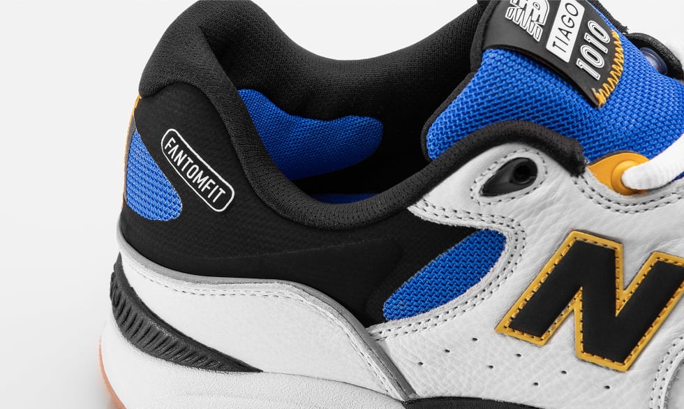 Tiago Lemos Pro Signature Skateboarding Shoe, the NB1010 from New Balance Numeric 4