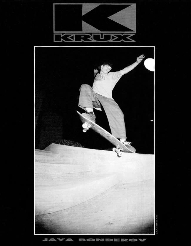 A Brand History of Krux Trucks. Skateboard trucks by NHS. 5