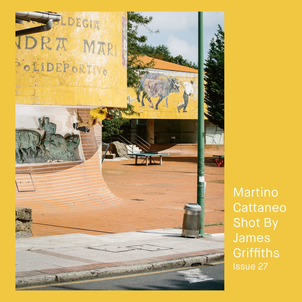 The Photography of Free Skateboard Magazine 15