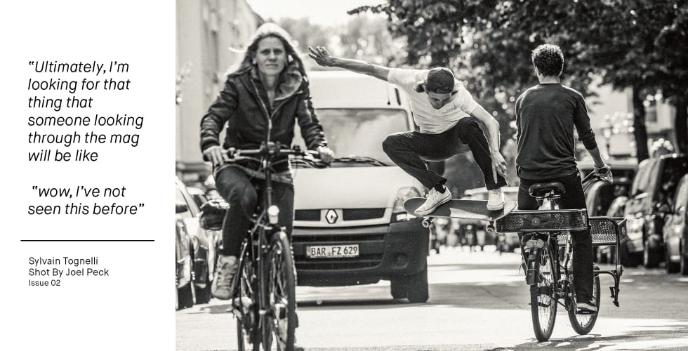 The Photography of Free Skateboard Magazine 2
