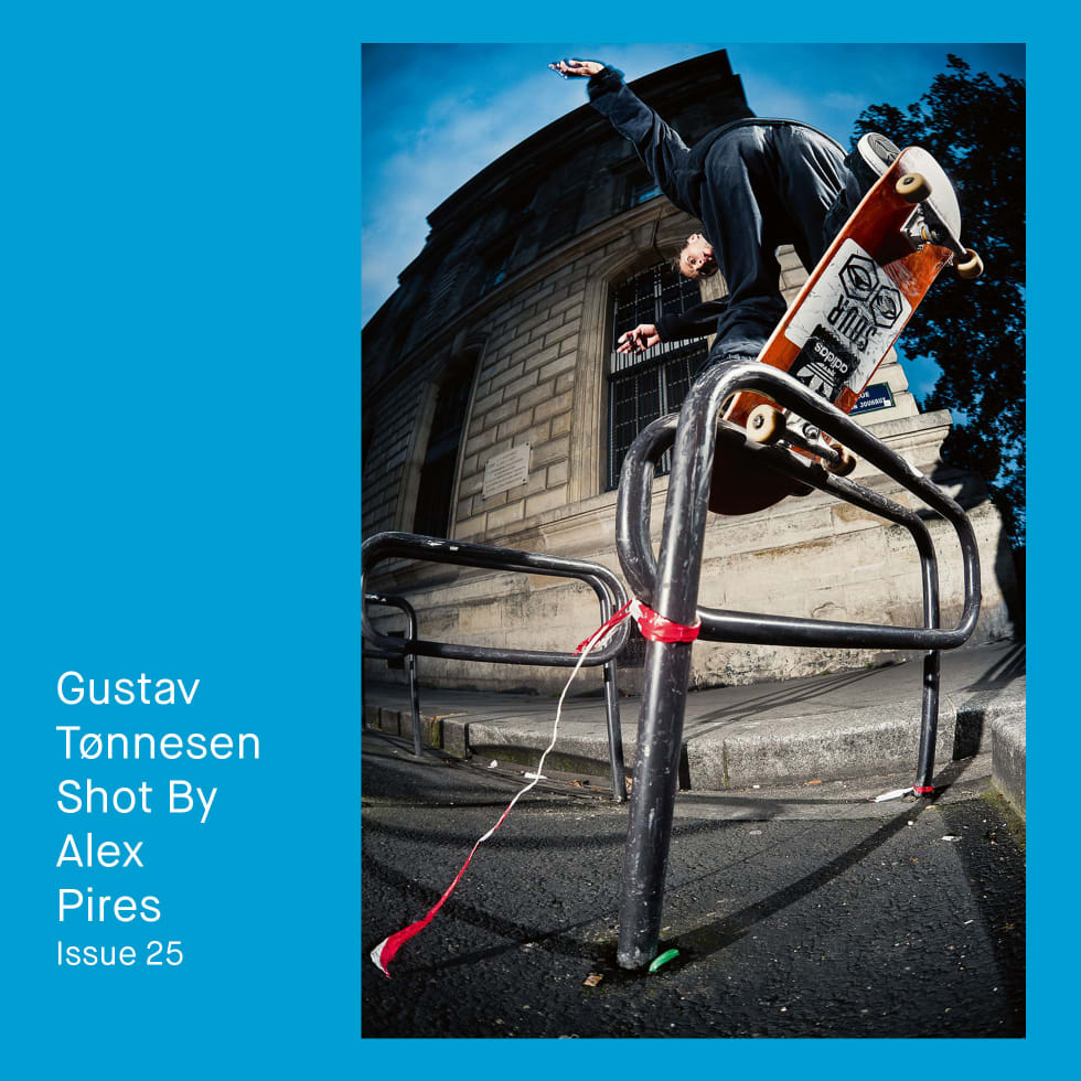 The Photography of Free Skateboard Magazine 14