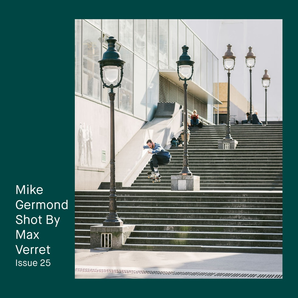 The Photography of Free Skateboard Magazine 9