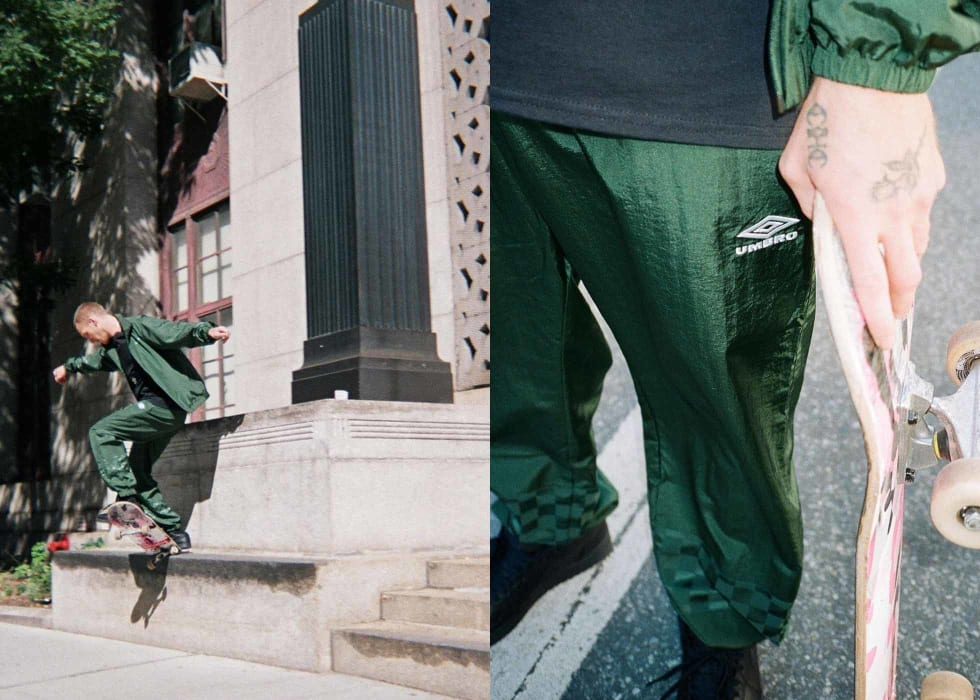 Grand Collection x Umbro Fall 2020 Collection 3